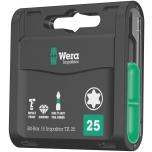 Wera Bit-Box 15 Impaktor TORX 25, 15 x 25mm