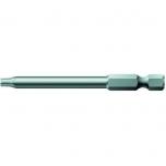 Bits for TORX socket screws 867/4 T25 x152mm Z TORX® Bits