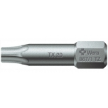 Wera Torsion bit TORX T20 x 25mm, 867/1 TZ