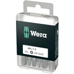 Wera standart bit DIY-Box 10 x PH3 x 25mm, 851/1 Z