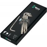 Wera HEX Stainless L-key set, metric