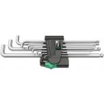 L-key set, metric, chrome-plated 950 PKLS/9 SM N