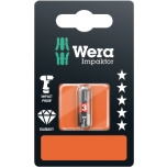 Wera Impaktor насадка, PH3 x 25mm, 851/1 IMP DC, блистер