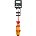 VDE Insulated screwdriver for Pozidriv screws165i PZ 1 x 80 mm Hang-Tag
