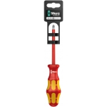 VDE-insulated screwdriver165i PZ/S # 2 x 100 mm Hang-Tag