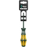 VDE insulated screwdriver168i # 1 x 80 mm Hang-Tag