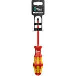 VDE insulated screwdriver168i # 2 x 100 mm Hang-Tag